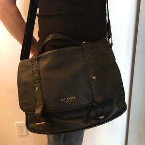 Ted Baker Leather laptop bag